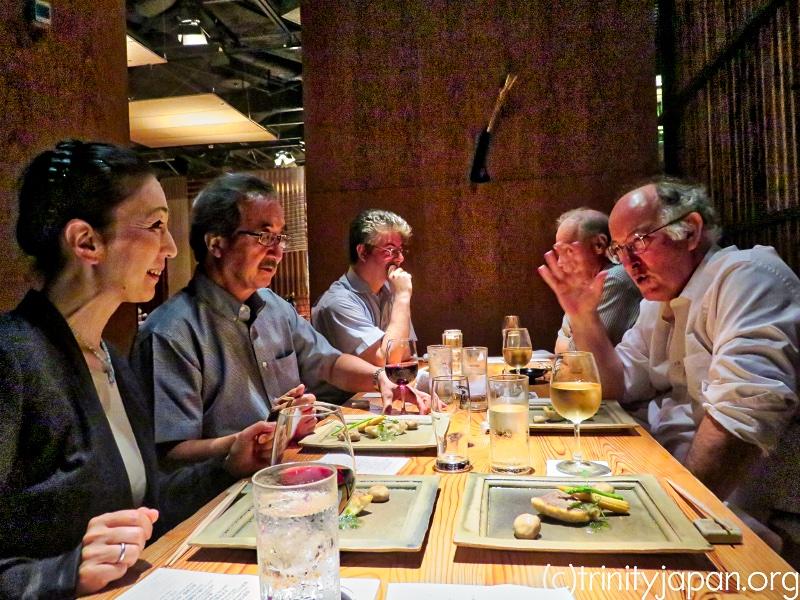 トリニティー・イン・ジャパンのミーティングは2017年7月7日(金曜日、七夕)19:00