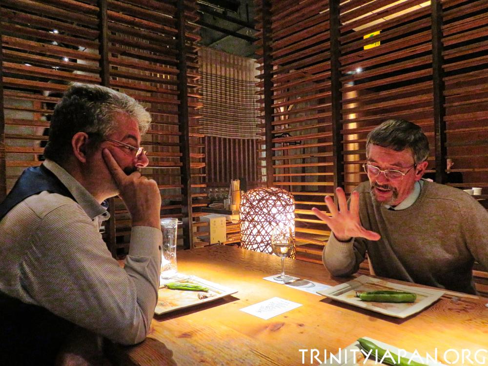 トリニティー・イン・ジャパンの新年会は2018年2月9日