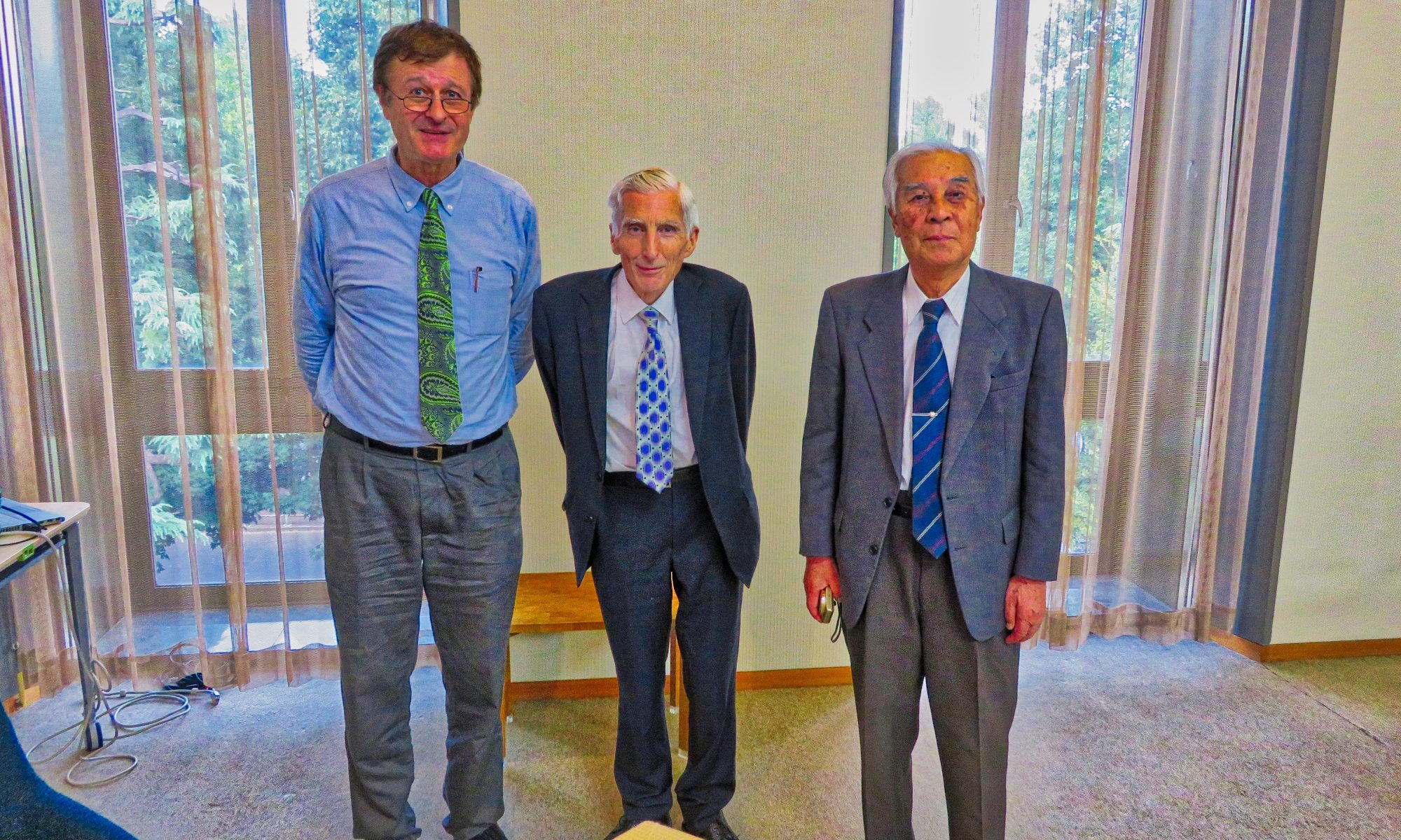 """Lord Martin Rees, former Master of Trinity College, Lecture """"The world in 2050 - and beyond"""""""