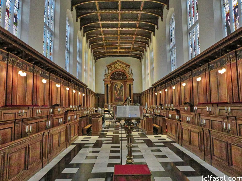 Trinity College Cambridge University