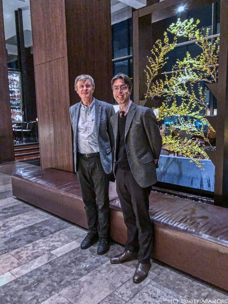 2019年2月4日JCデスワーンとファーソル・ゲルハルトのミーティング