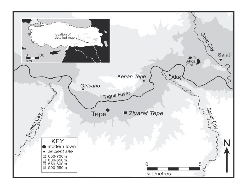 ジョン・マッギニス「ジヤラ・テペ(トゥシャン):アッシリア州都・駐屯地  前882~611」