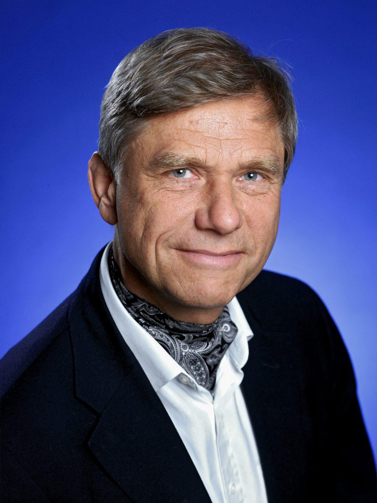 ヘルマヌ・ハウサー氏(エーコーンコンビューターの創業者、ARM社の創業者、アマデアス・カピタル・パルトナーズの創業者兼パートナー)