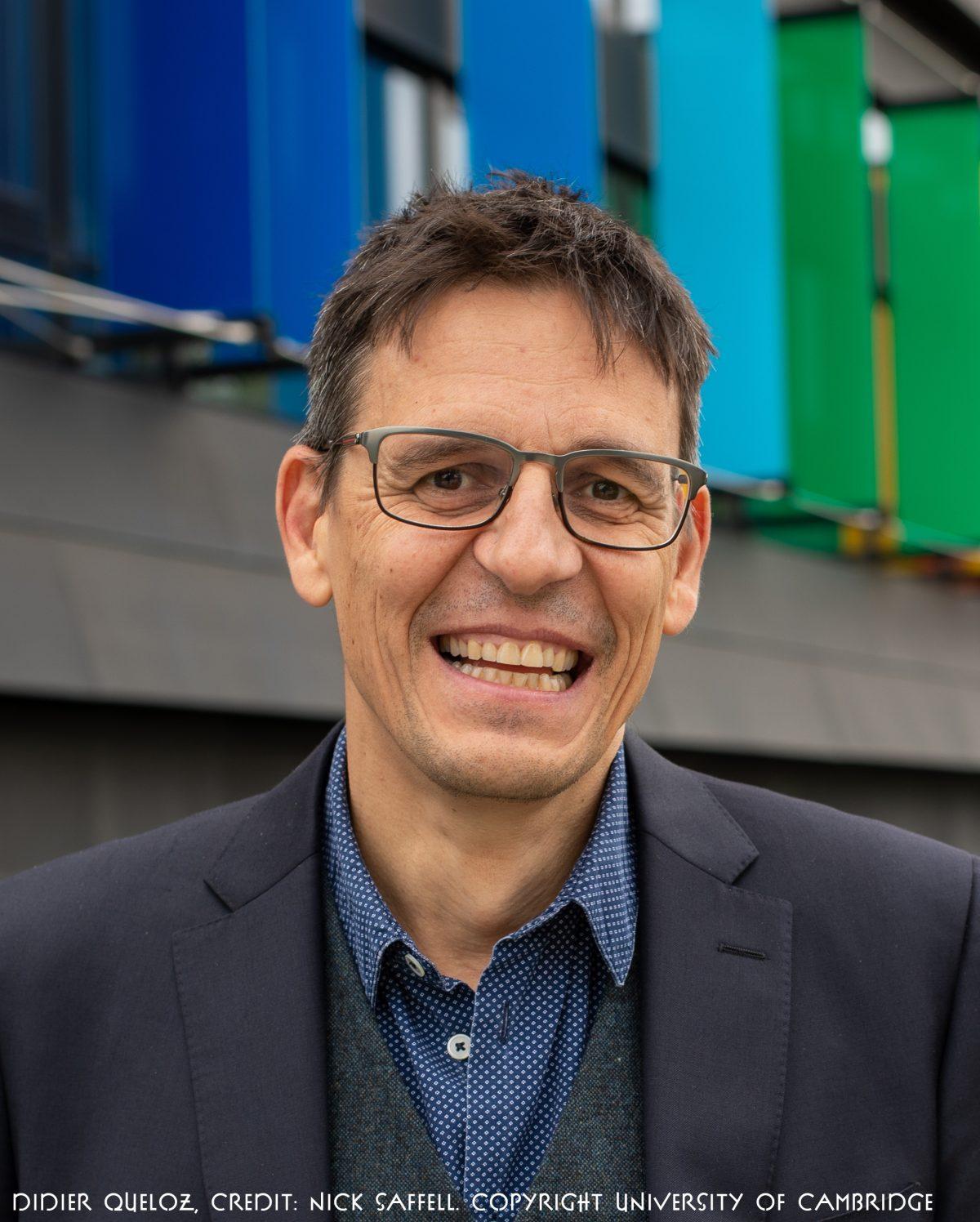 ヴディディエ・ケロー氏(ノーベル物理学賞2019)ノーベル賞の報告の一時間後