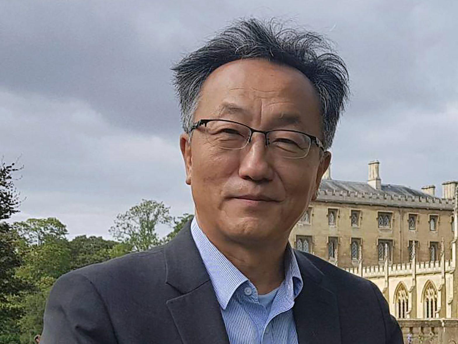 ヘオニク・クウォン教授、トリニティコレッジの社会人類学上級研究フェロー