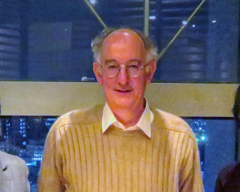 ドミニク・リーベン教授、トリニティコレッジの名誉フェロー兼ホノラリーフェロー