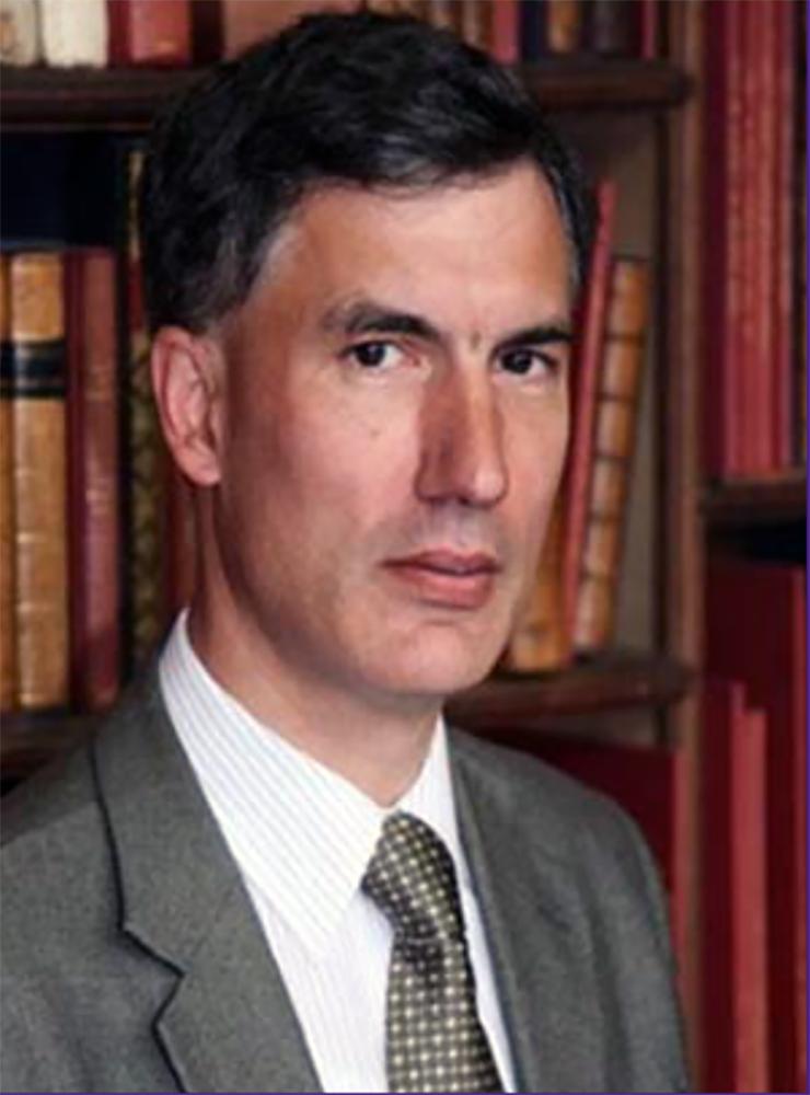 グレー・ウオースター教授、流体力学教授、トリニティコレッジ副学長